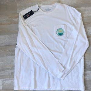 Vineyard vines men's XL long sleeve t-shirt